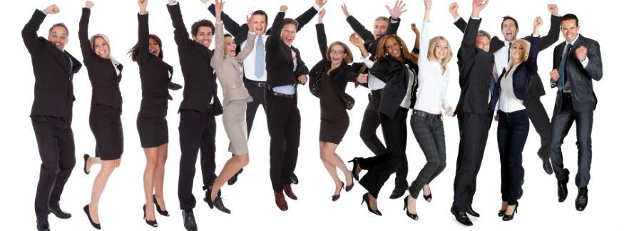 Rekrytering, anställa och medarbetare i företag
