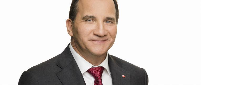 MittFöretags exklusiva valintervjuer: Stefan Löfven