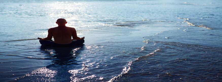 #34. Lära mig meditera
