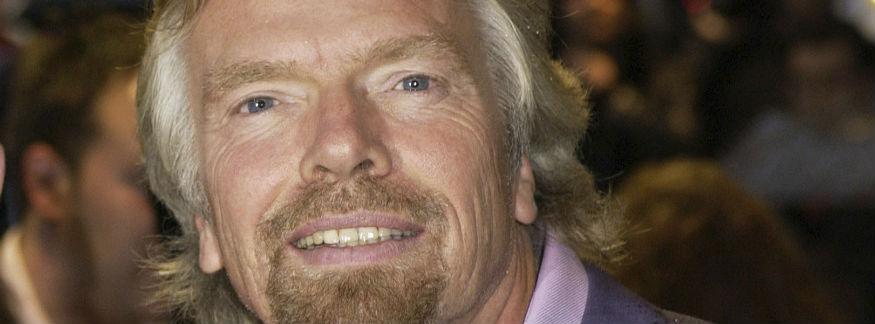 10 sätt som gör dig mer som Richard Branson