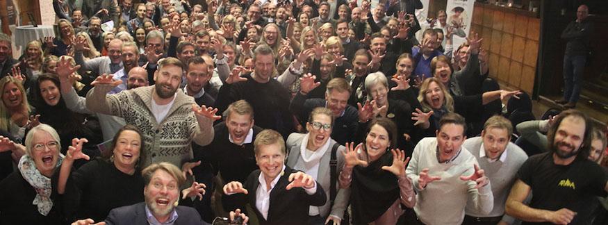Mingelbilder från Så bygger du ditt drömföretag i Karlstad