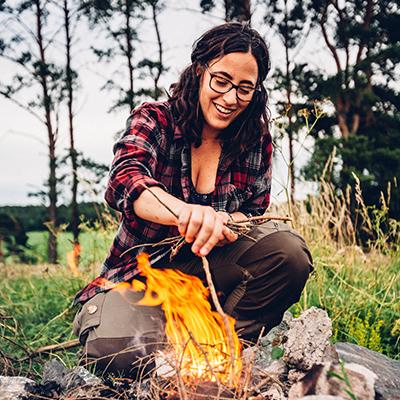 Angeliqa Mejstedt - Vandringsbloggen