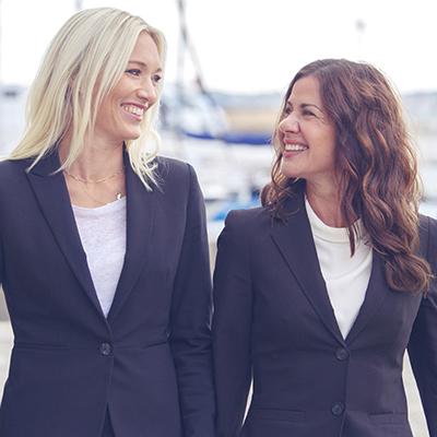 Anna Goudoulakis och Maria Lethin- Skillway HR & Search