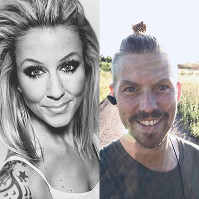 Hanna Rydman och Calle Bäck - Joyvoice