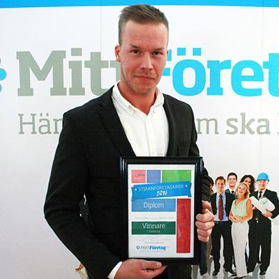 Jonas Larsson och Daniel Steen - Enkelt Never Satisfied