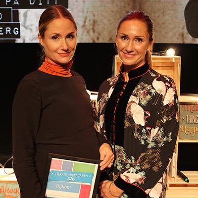 Linda Hallgren och Liza Jacobsson - Heads and Tails