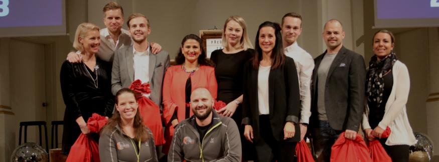 Här är Stjärnföretagaren i Sverige 2018 – Johara Khattab är vinnaren!