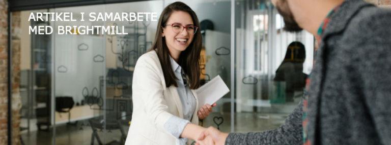 Hur företaget överlever mellan rekryteringar