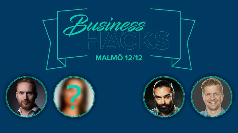 Business Hacks Malmö