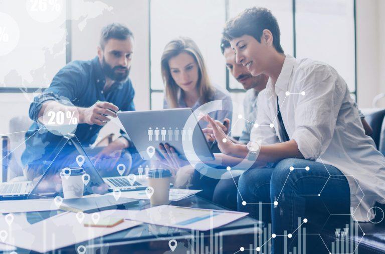 Digitalisera företaget