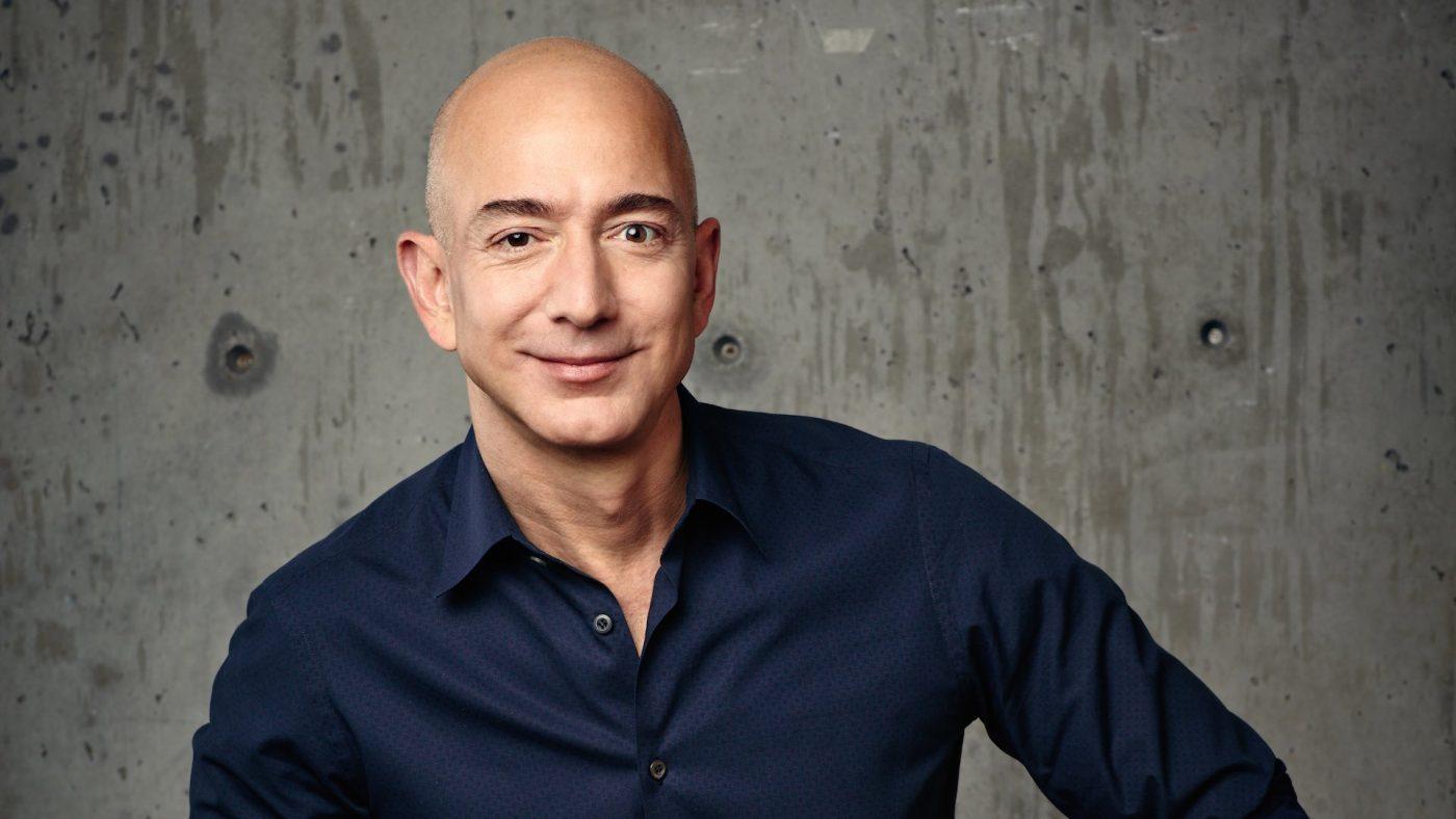 Världens rikaste entreprenörer Jeff Bezos