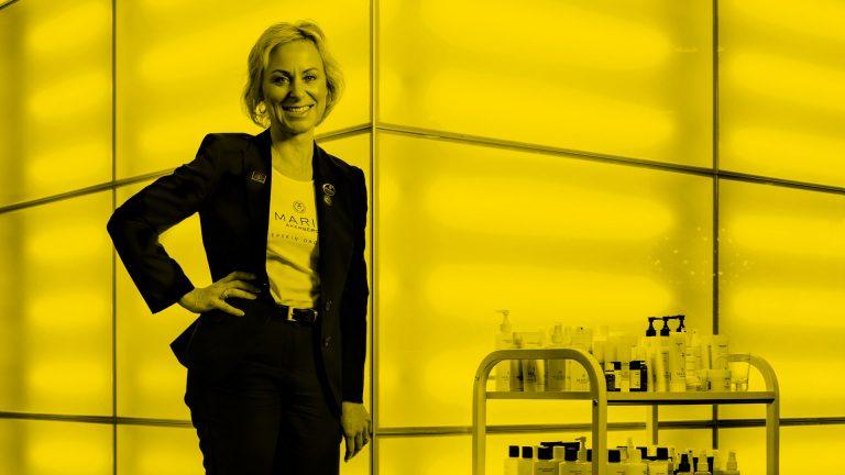 Maria Åkerbergs entreprenörsresa –från ilska till framgång
